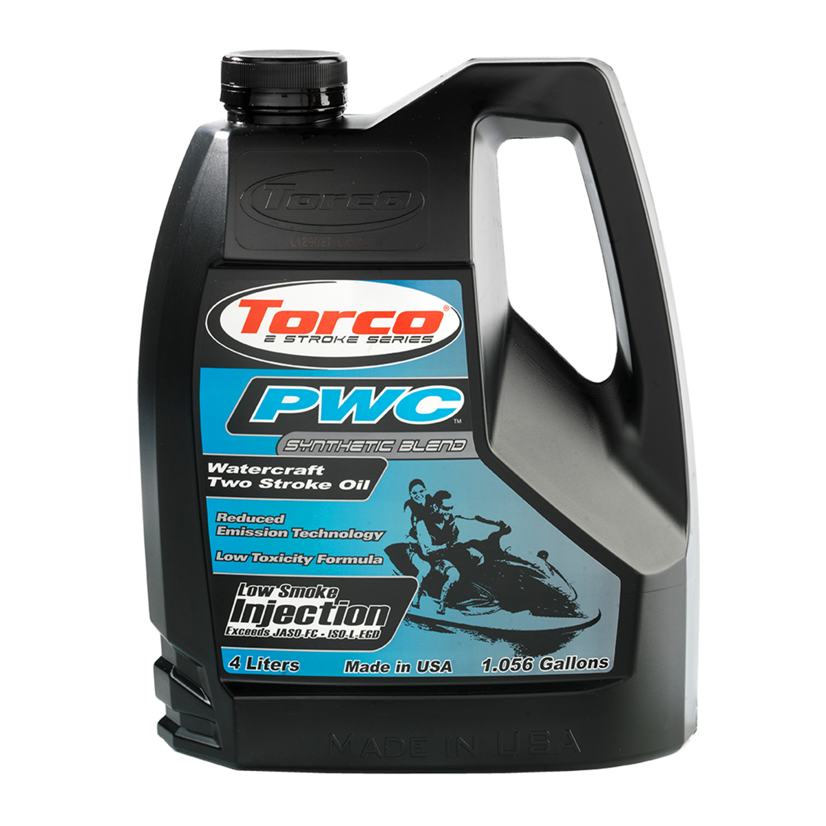 PWC 2-Stroke Injection Oil - TorcoUSA