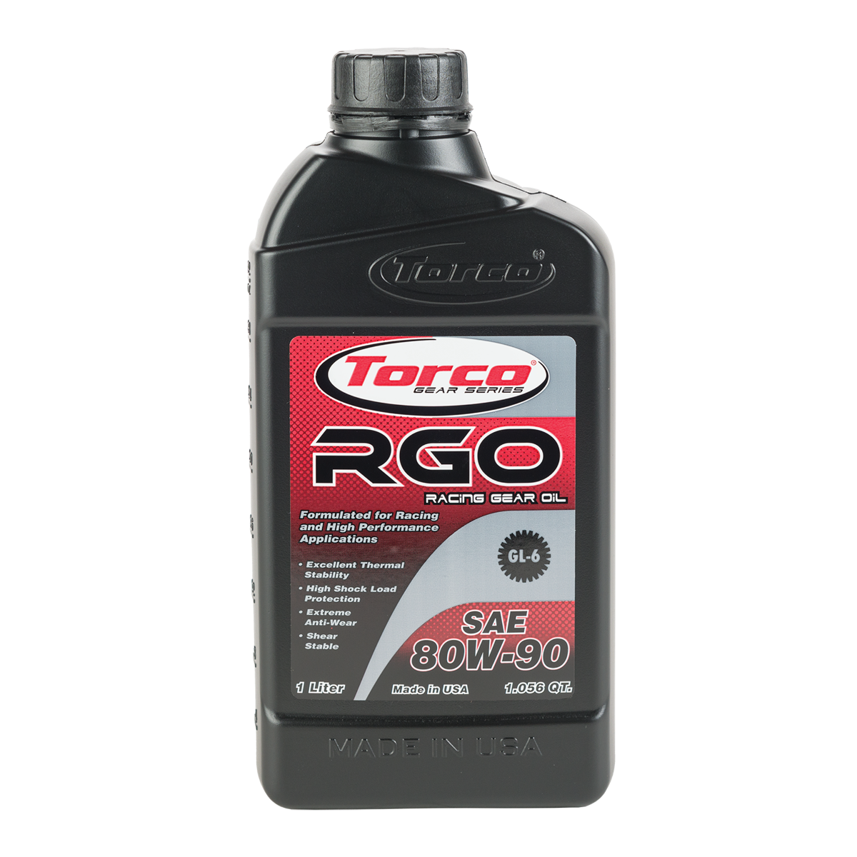 RGO Racing Gear Oil - TorcoUSA
