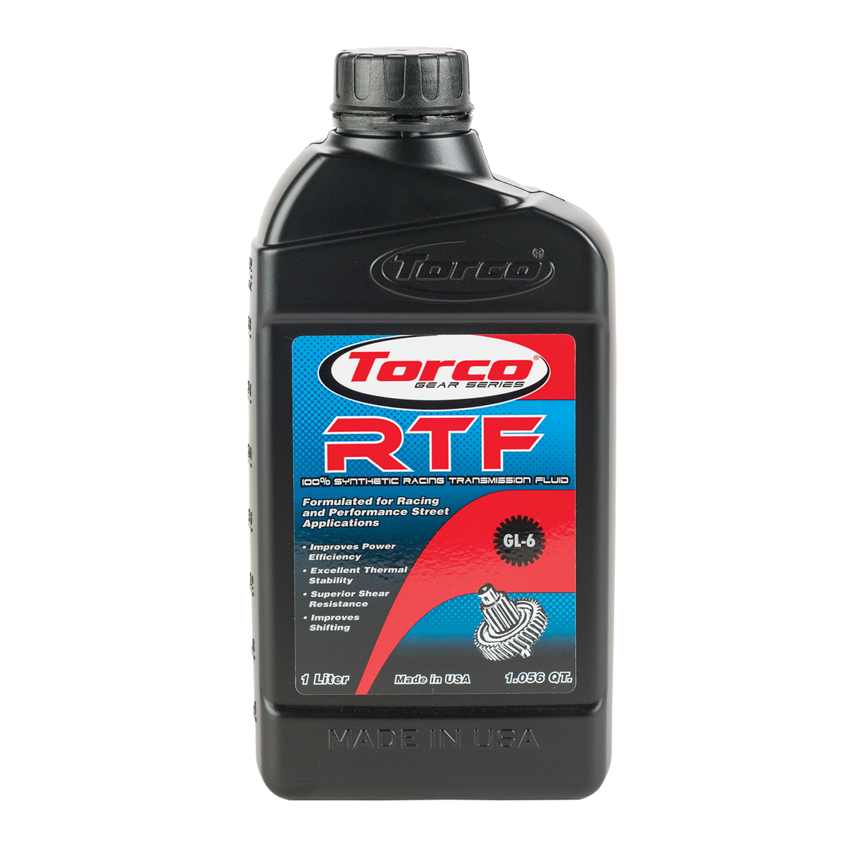 Racing Transmission Fluid RTF - TorcoUSA