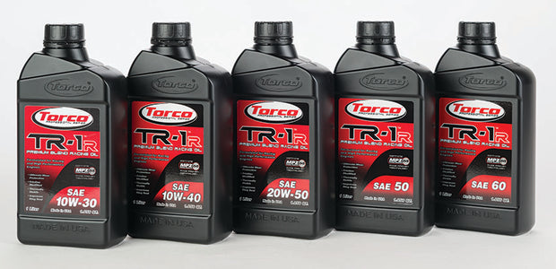 Torco TR-1R mineral Racing Motor Oil