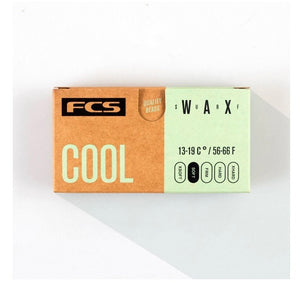 All Natural Surf Wax from FCS