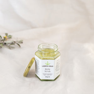 Natural Hemp Body Scrub