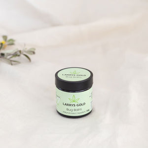 Larrys Gold Hemp Natural Hemp Bug Balm