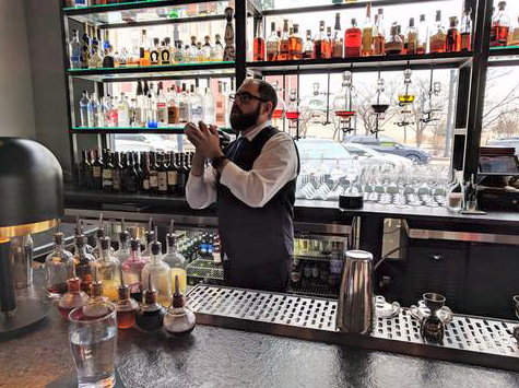 Bartender Feature of February: Jake Dickey