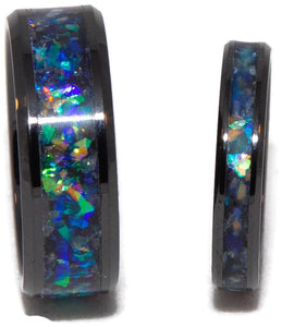 Ceramic Opal Rings - Various Colors Available - 3 Gen Pen Company