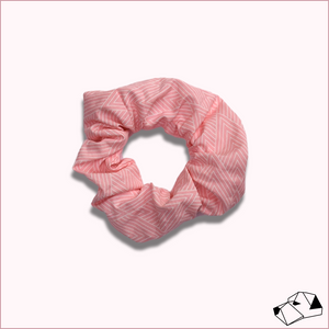 """FLAMINGO"" - Scrunchie"