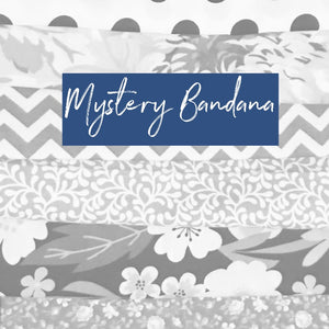 """MYSTERY BANDANA"" - Buy yourself a bandana"