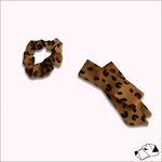 """LEOPARD"" - Matchy-Matchy Hair Accessories"