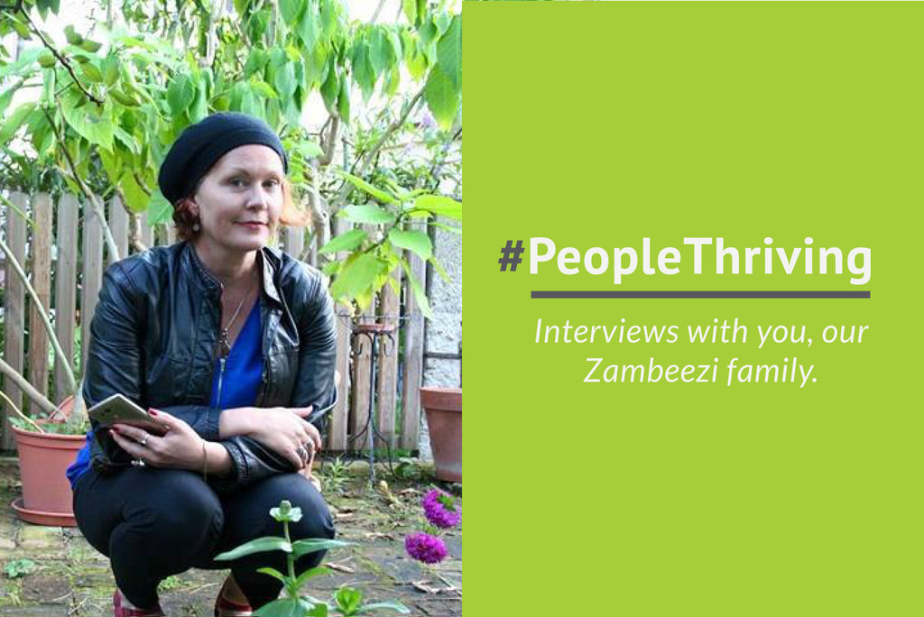 #PeopleThriving - No. 1: Kara Noel Countryman