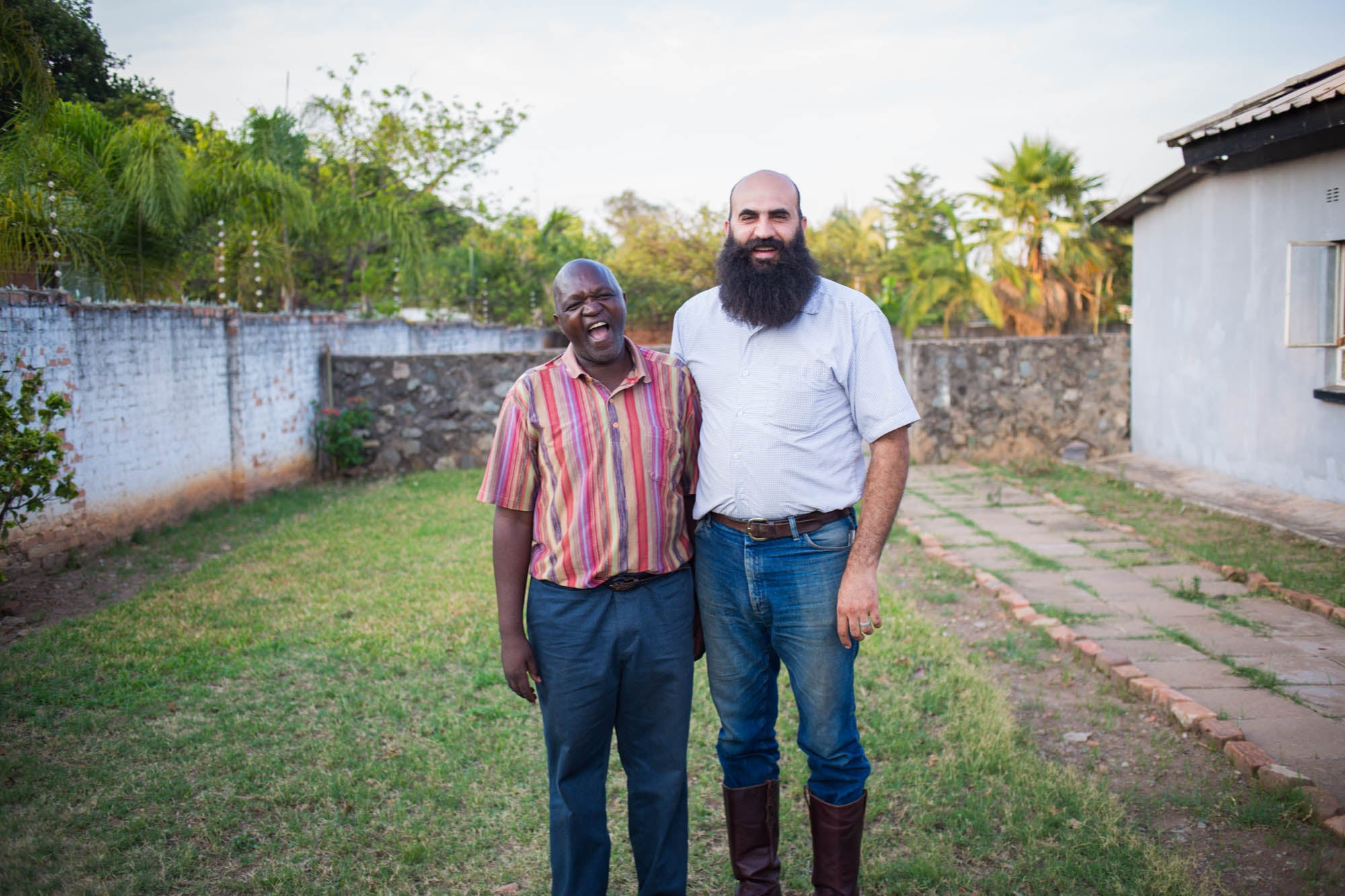 The joy of loving others - Founders of Zambeezi organic, Fair Trade, ethical, hydrating beeswax lip balm (chapstick) and handcrafted beeswax soap