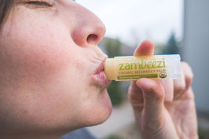 Soft and soothing lip balm to nourish dry, cracked lips.