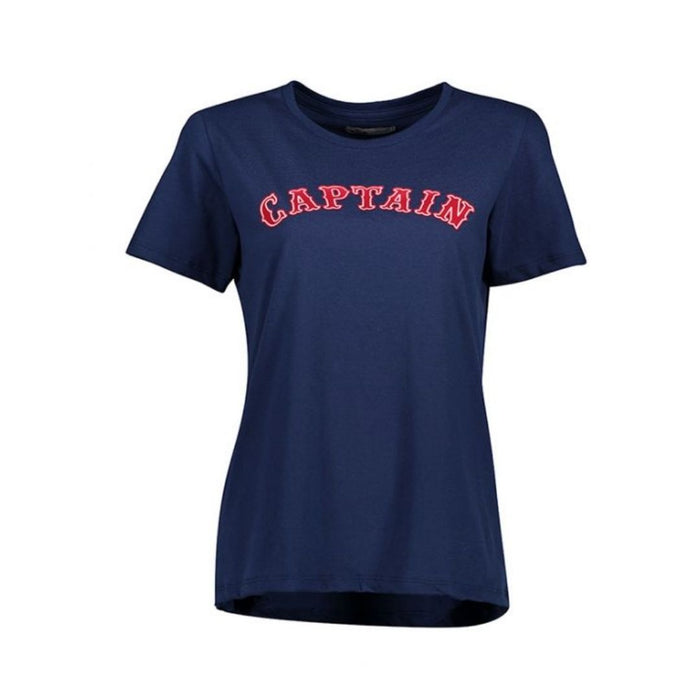 BENCH CAPTAIN GRAPHIC TEE FOR WOMEN