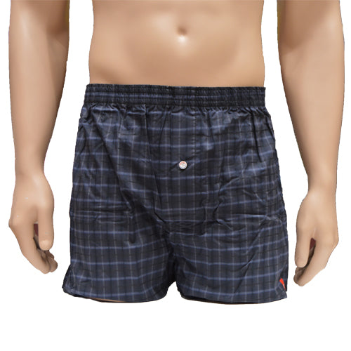 BENCH BODY BOXER SHORTS CHECKERED