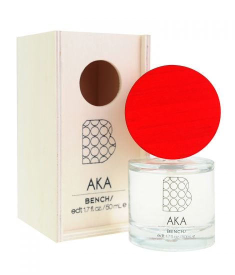BENCH AKA EDT 50ml - cliqoshop