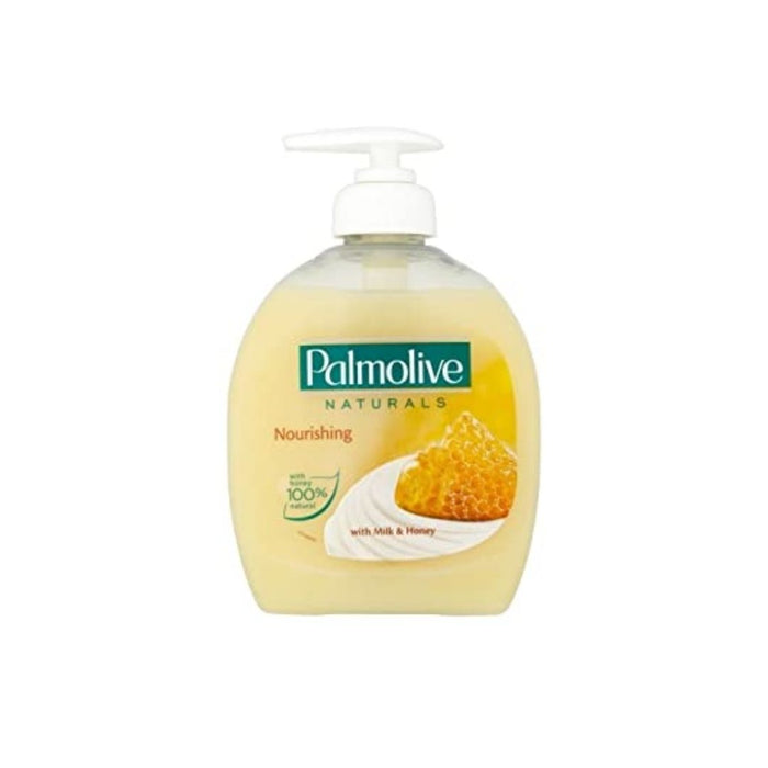 PALMOLIVE NATURALS MILK & HONEY HAND WASH 300ml