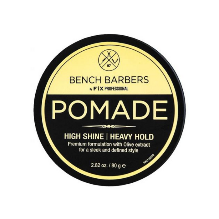 BENCH BARBERS POMADE 80g