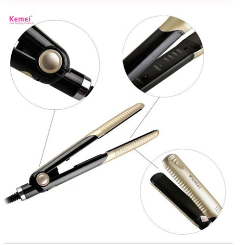 KEMEI HAIR STRAIGHTENER KM327
