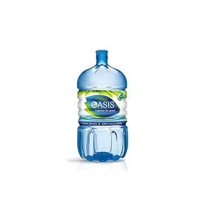 OASIS 4 GALLON (price of water gallon exchange) 15.14L