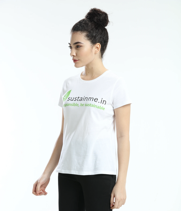 SUSTAINME WOMEN T-SHIRT sustainme - cliqoshop
