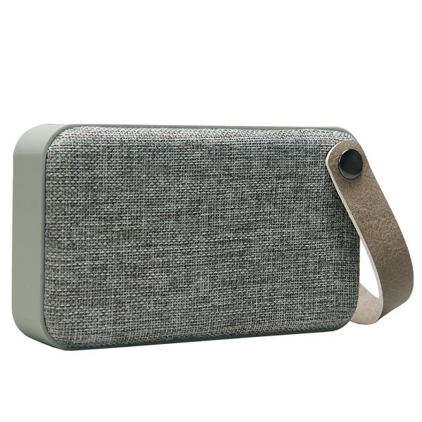 LINEN BLUETOOTH WIRELESS SPEAKER - cliqoshop