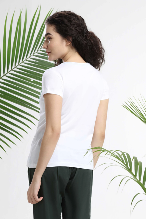 WE ARE A PART OF NATURE WOMENS T-SHIRT sustainme - cliqoshop