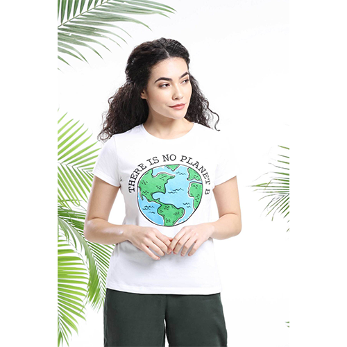 THERE IS NO PLANET B WOMENS T-SHIRT sustainme