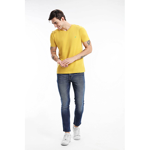 PIMA COTTON MEN T SHIRT - SANDAL sustainme