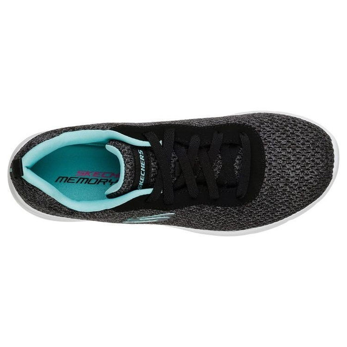 SKECHERS WOMEN DYNAMIGHT 2.0 12966-BKTQ - cliqoshop