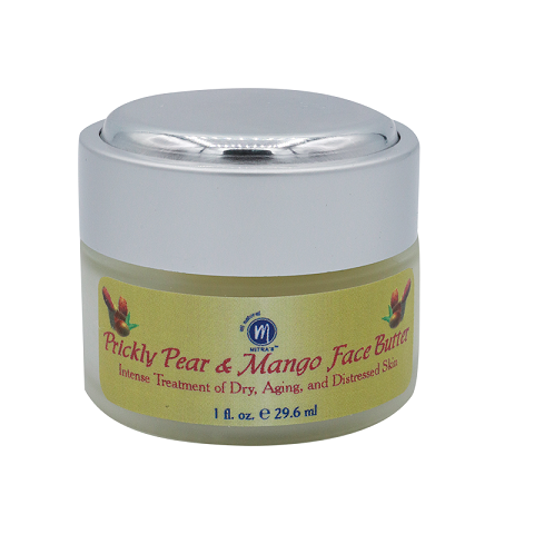 PRICKLY PEAR AND MANGO FACE BUTTER