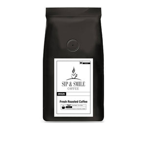 Costa Rica Single-Origin Coffee - Sip & Smile Coffee