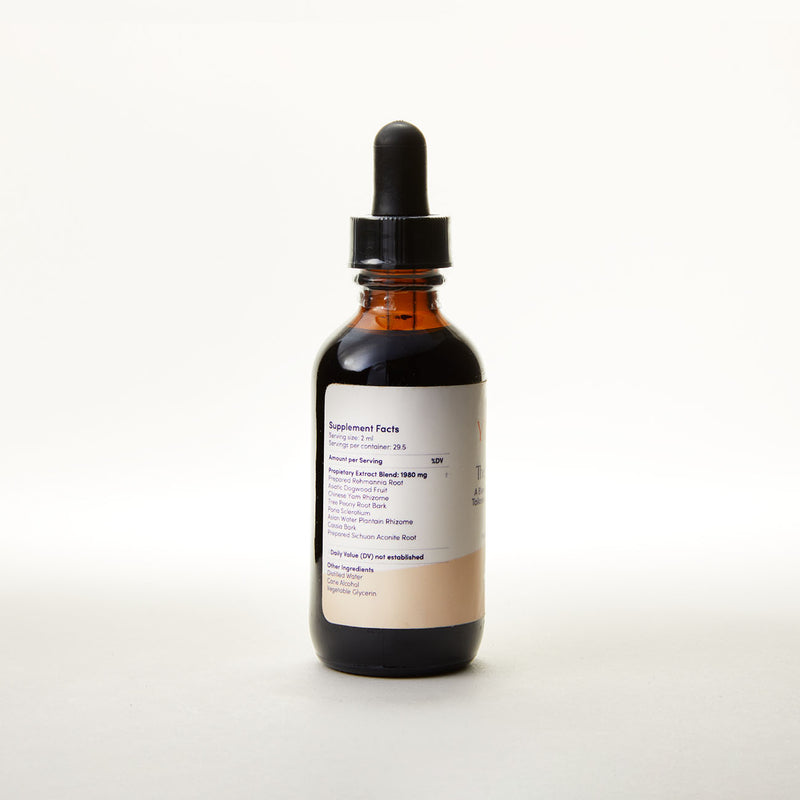 Fertility Tinctures: The Tired Type
