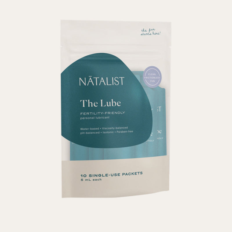 Fertility-Friendly Lubricant by Natalist
