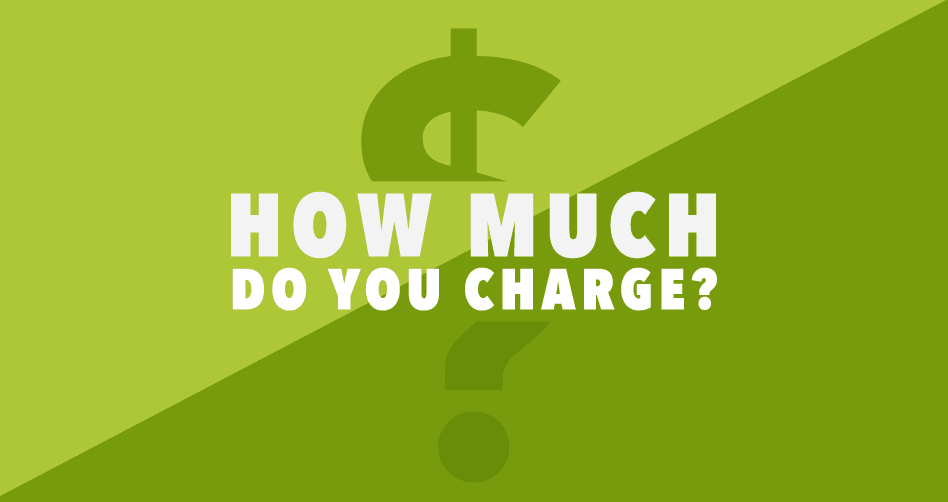 What to charge from your clients?