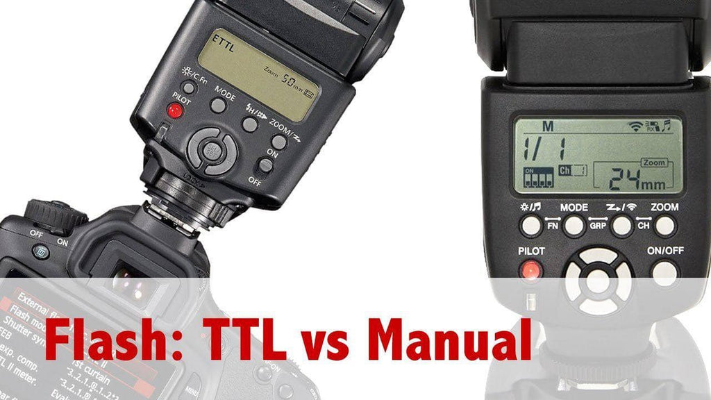 TTL vs. Manual - Don't Know, Now You Know!
