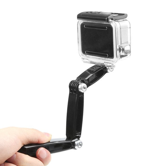 3 in 1 Tripod Extension Arm for GoPro Hero 6