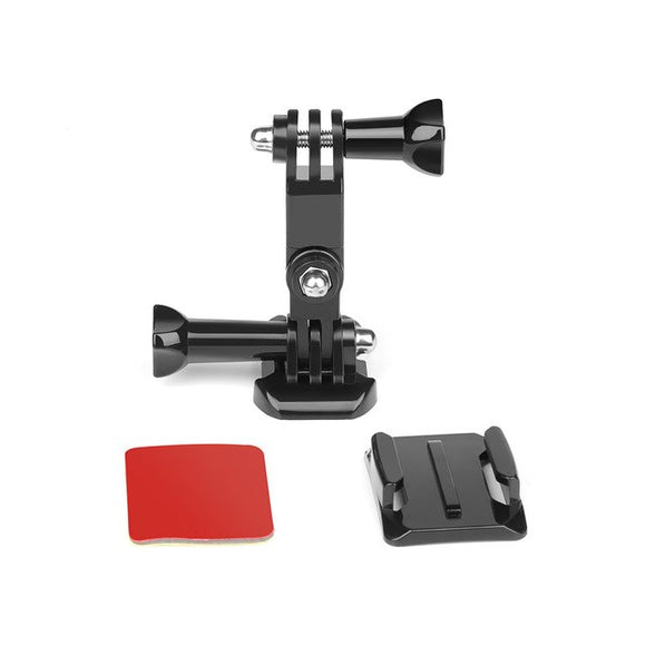 Action Camera Helmet Tripod Mounts for GoPro