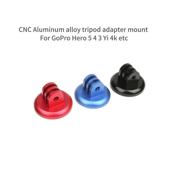 CNC Aluminum Alloy Tripod Adapter Mount