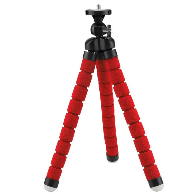 Middle Size Flexible Octopus Tripod for