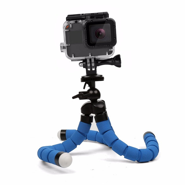 Middle Size Flexible Octopus Tripod