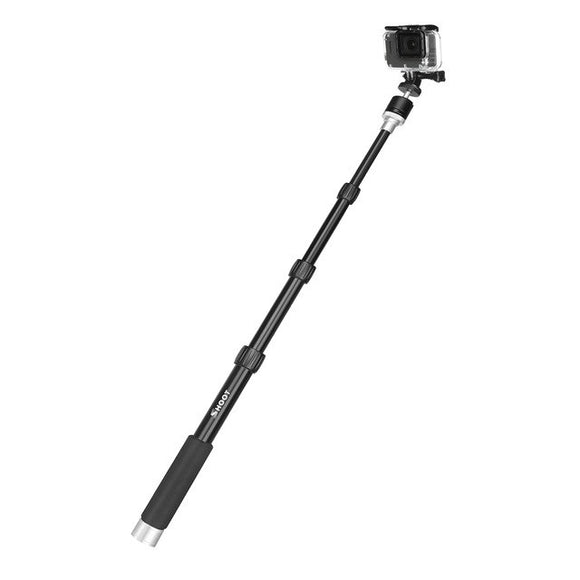 Portable Travel Action Camera Tripod Monopod