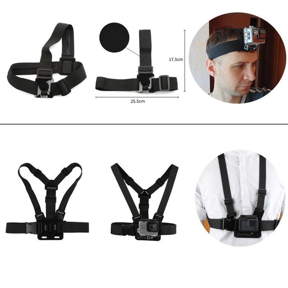 for GoPro Accessories Set Tripod Selfie