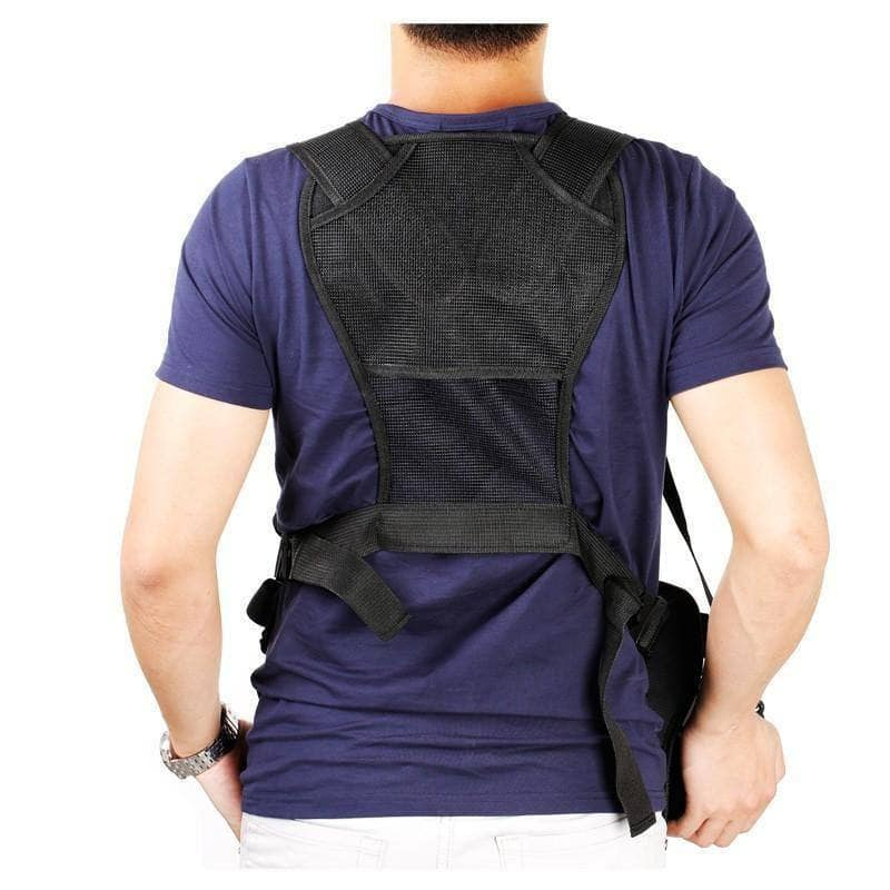 Dual Solutions 2 Piece Universal Pro Chest Harness For Easy Tote Of Multiple Cameras and Accessories, Go Camera Geek