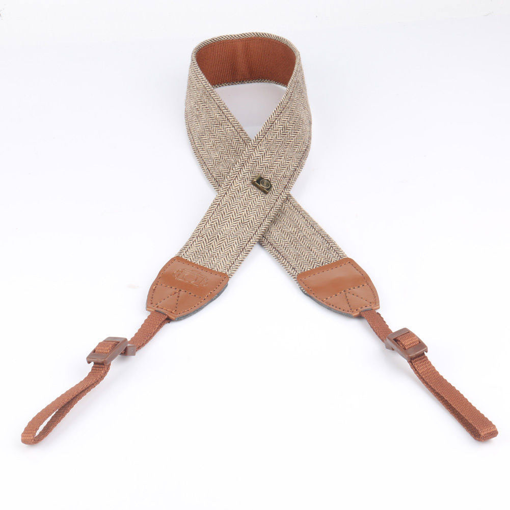 Photography Leather Camera Strap