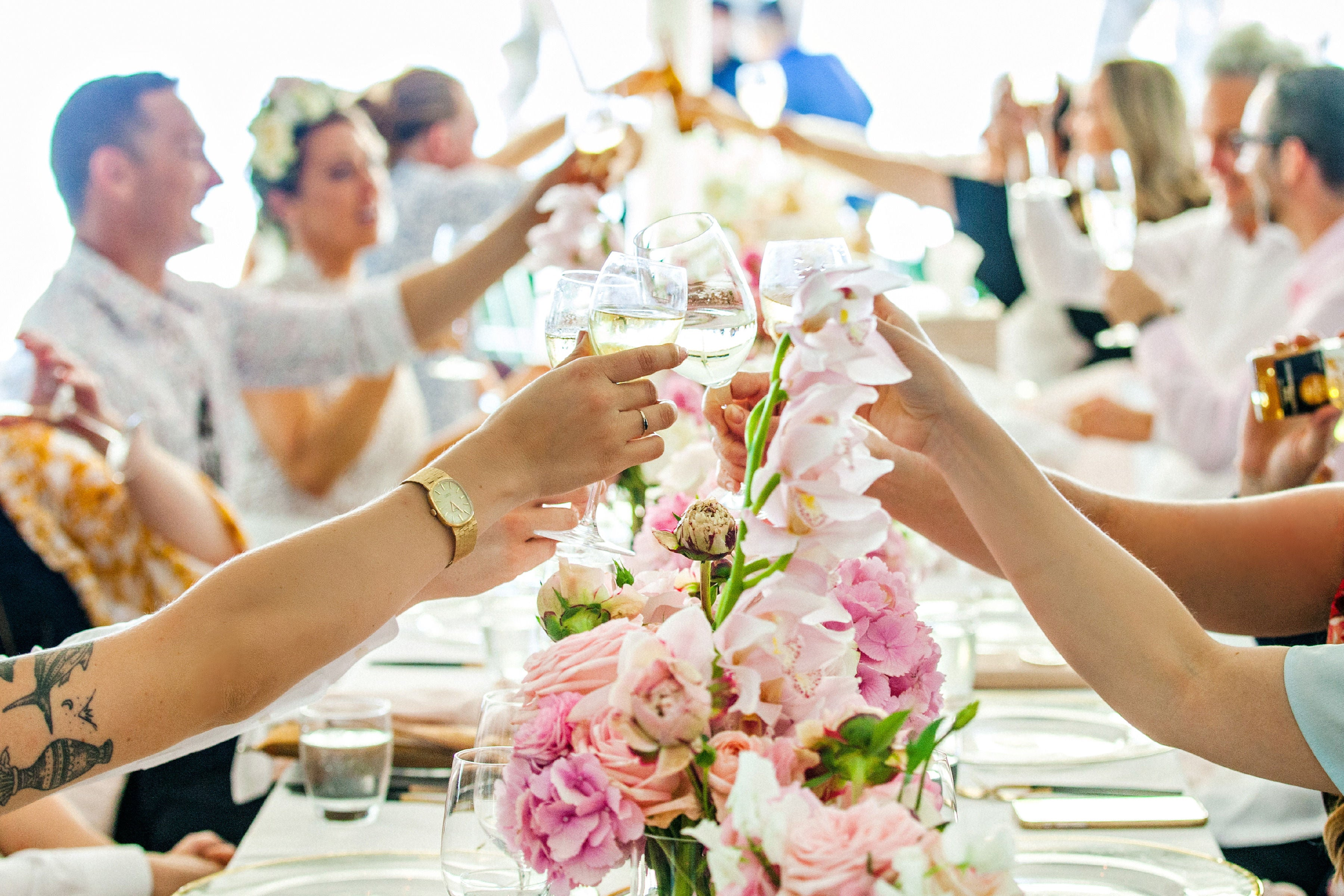 September-Creative-wedding-cheers-same-sex-sunshine-coast