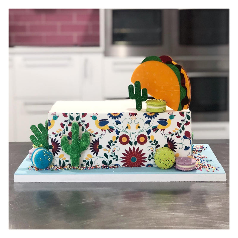 Cactus Cake Topper - Mini