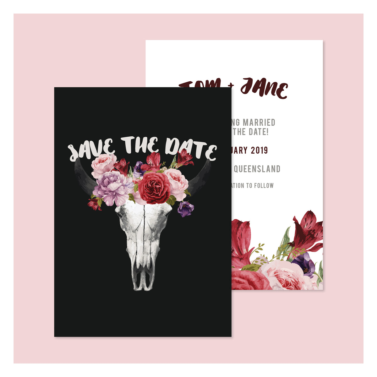 Til Death • Save the Date