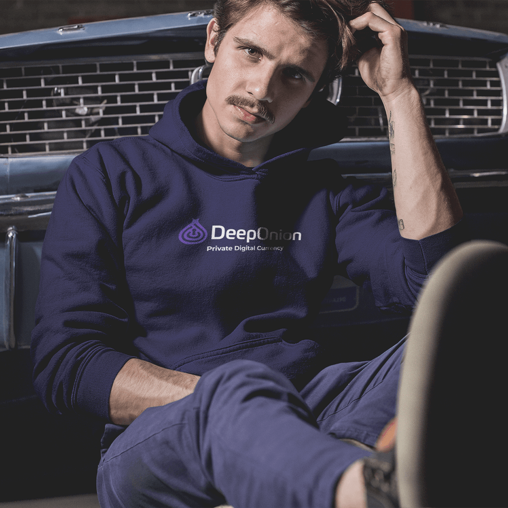 DeepOnion Hooded Sweatshirt