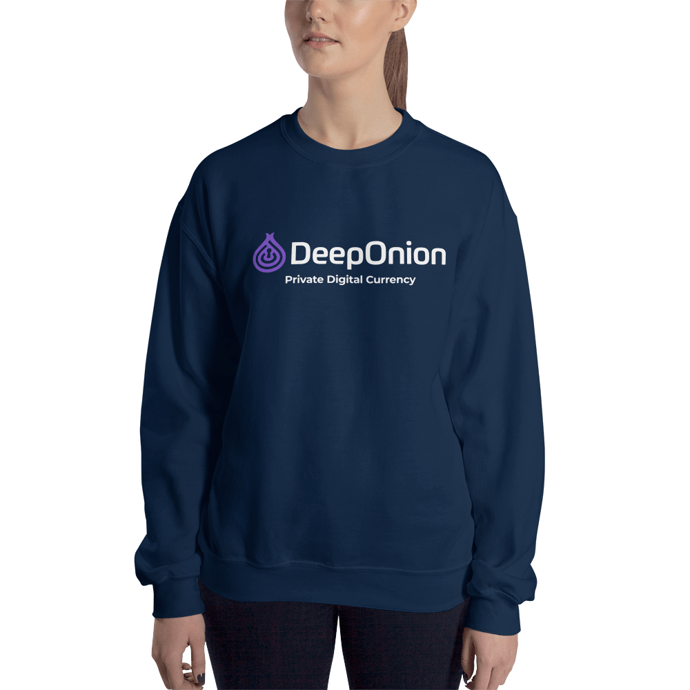 DeepOnion Ladies Sweatshirt
