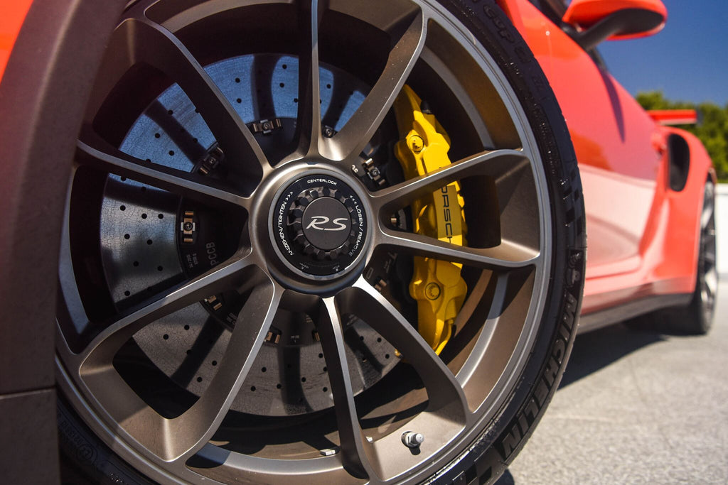 GT3RS Wheel Front