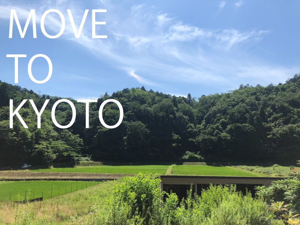MOVE TO KYOTO
